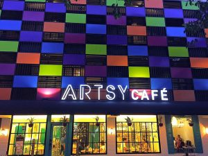Photo From Artsy Cafe FB
