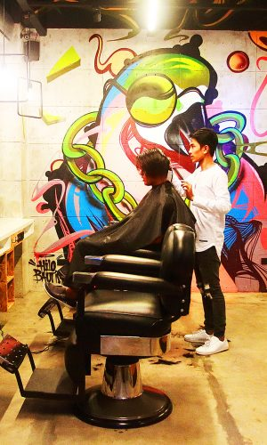For The Boys Get A Complete Manpering At Urban Barber