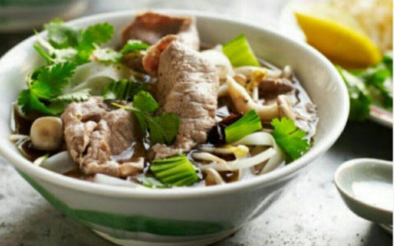Ca Phe Saigon Beef Stew