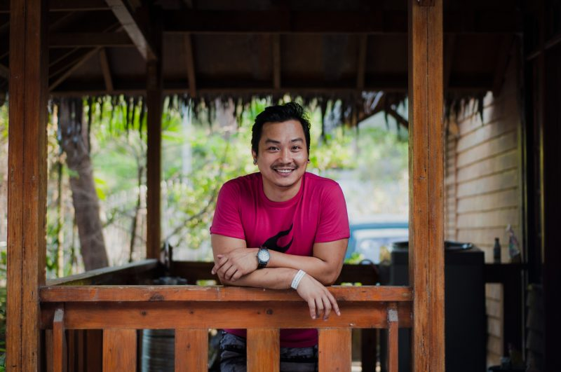 Planet Zips managing director and Philippine Flow Fest founder Paulino Servado III