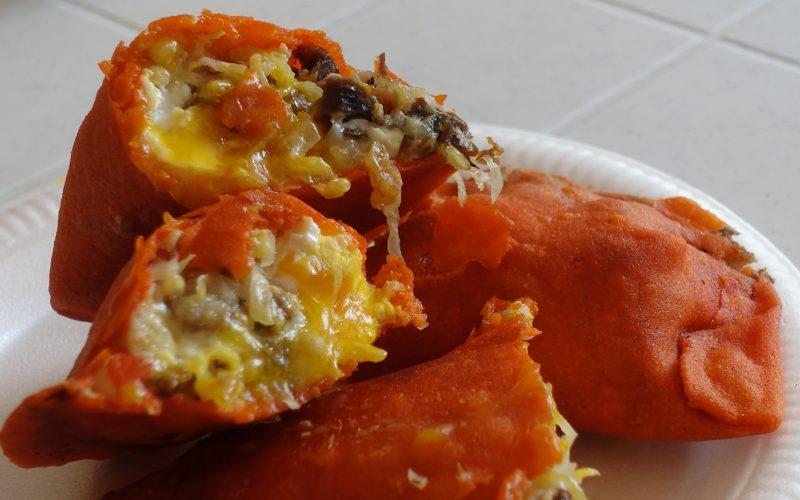 Ilocos' Cheese Empanada