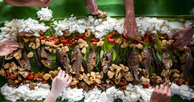 Rice to the revolution! : 5 Restaurants Where to get Unli-Rice.