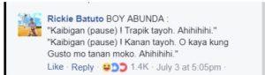Boy Abunda N