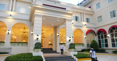 Rizal Park Hotel: A Century of History and Elegance
