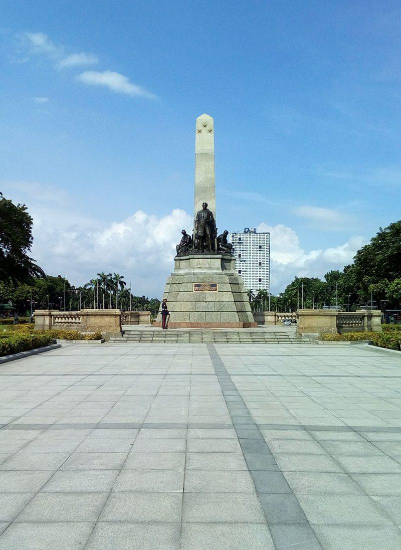 Rizal Monument Luneta