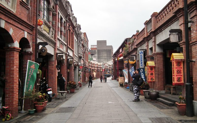Sanxia_Old_Street_三峽民權老街_-_panoramio