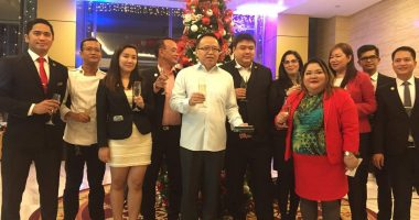 It's a Holly Jolly Christmas for Golden Phoenix Manila